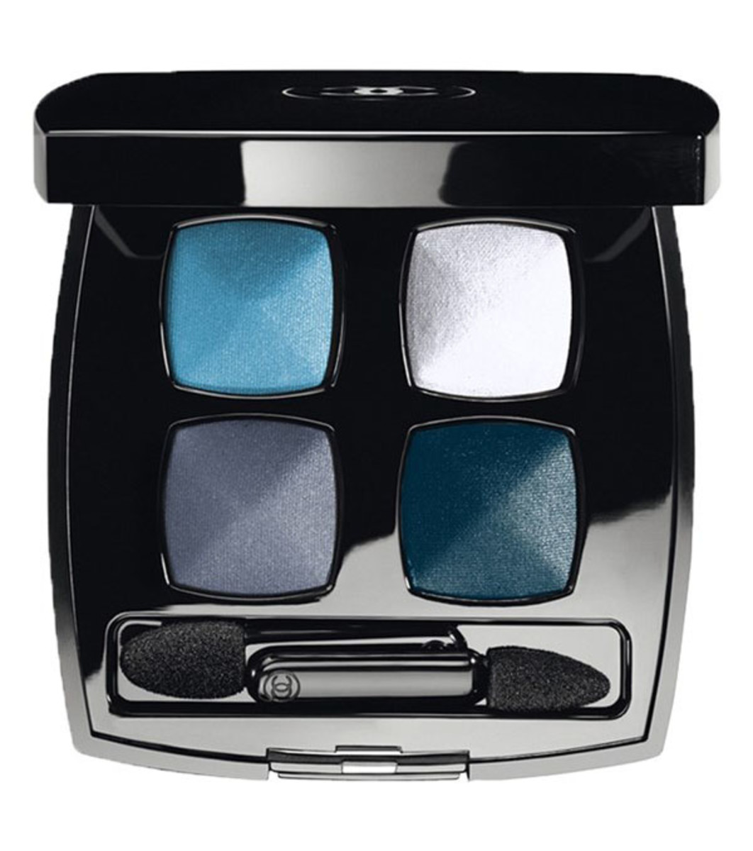 Chanel Les 4 Ombres Quadra Eyeshadow in 41 Fascination