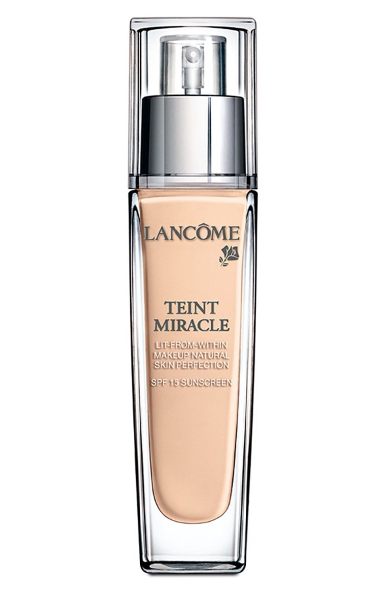 Lancome Teint Miracle Lit-from-Within Makeup Natural Skin Perfection SPF 15