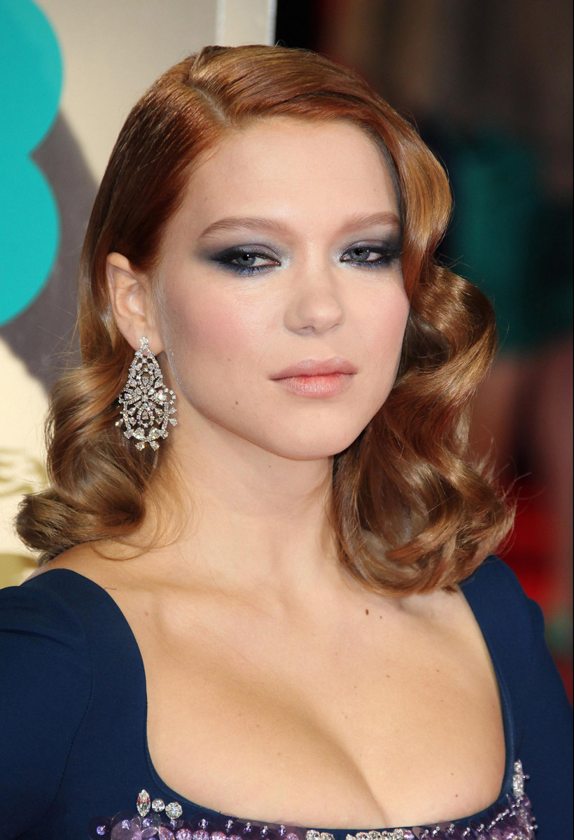 L 233 A Seydoux S 10 Best Hair And Makeup Looks Beautyeditor