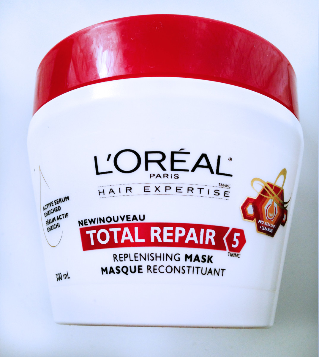 Cheap hair mask L'Oreal