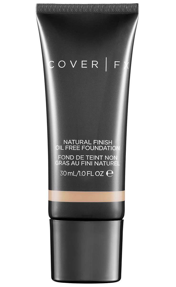 Cover FX Natural FInish Oil-Free Foundation