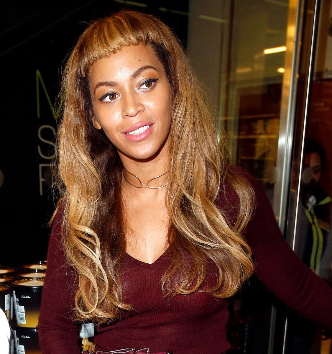 Beyoncé Got Short Bangs and the World is Freaking Out