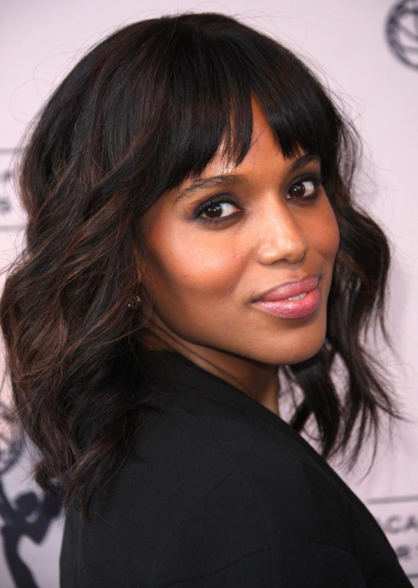 Kerry Washington, Welcome To ShondaLand, 2012