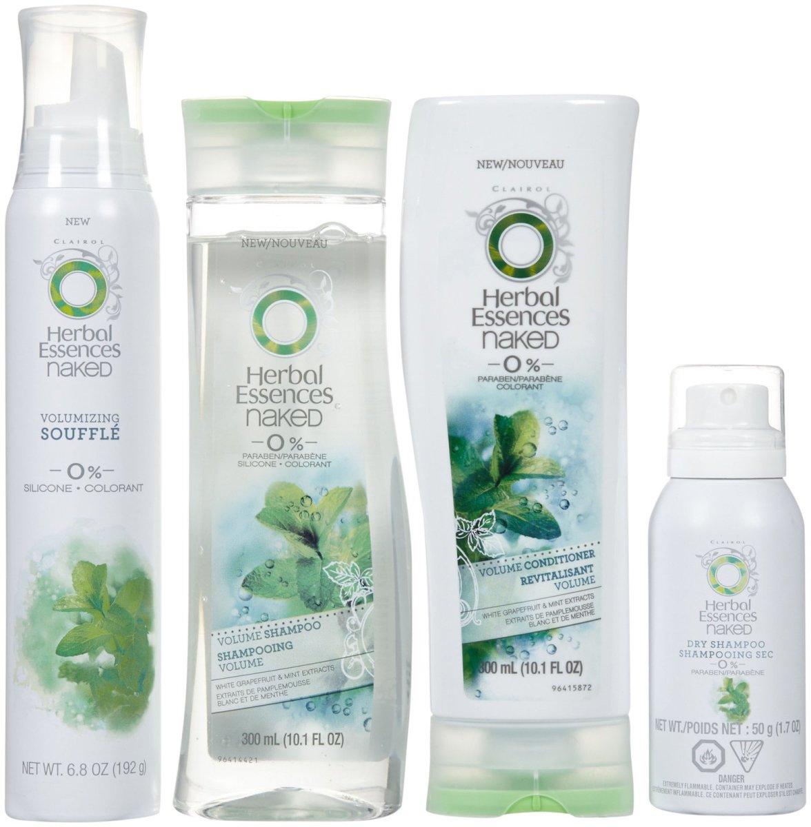 Herbal Essences Naked