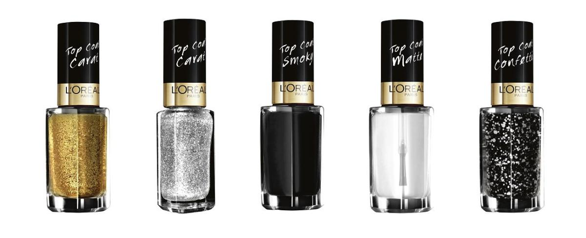L'Oreal Top Coats