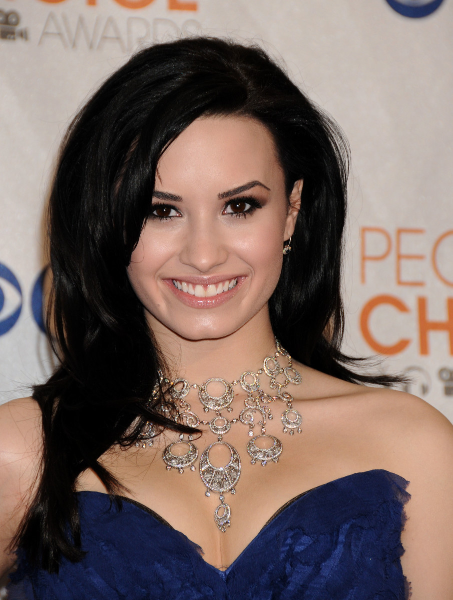 Demi Lovato, People's Choice Awards, 2010