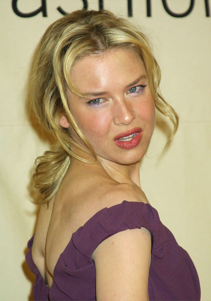 Renee Zellweger, Vogue Fashion Awards, 2001