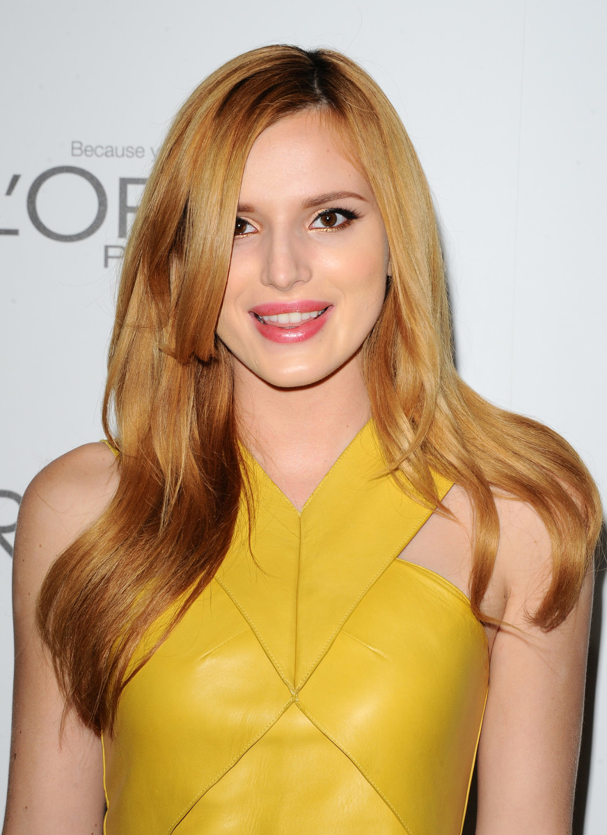 Bella Thorne, ELLE Women in Hollywood Awards, 2014