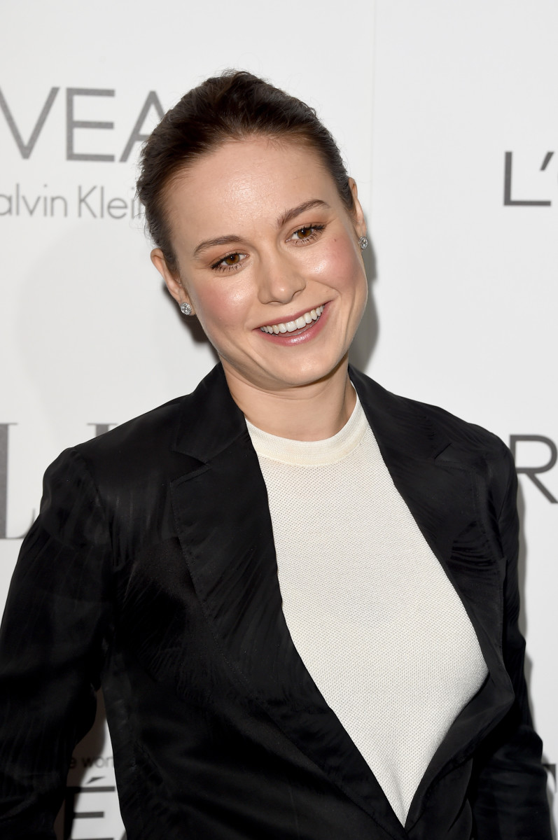 Brie Larson, ELLE Women in Hollywood Awards, 2014
