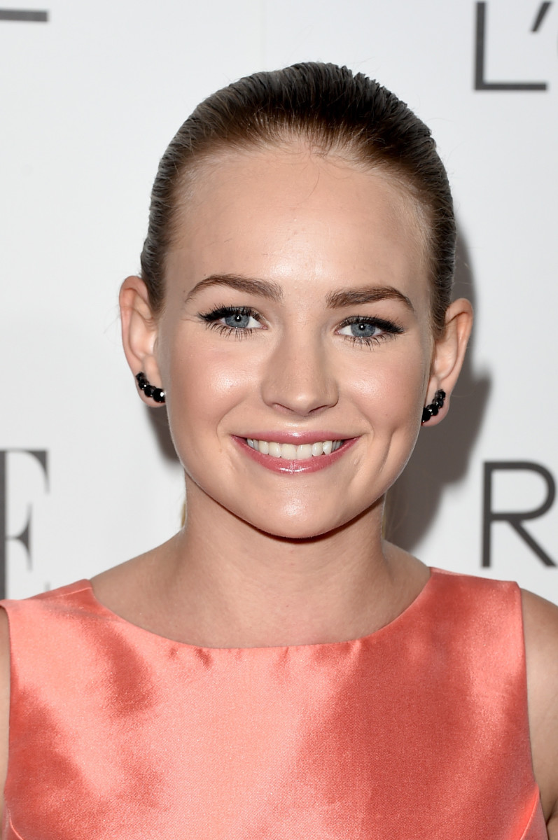 Britt Robertson, ELLE Women in Hollywood Awards, 2014