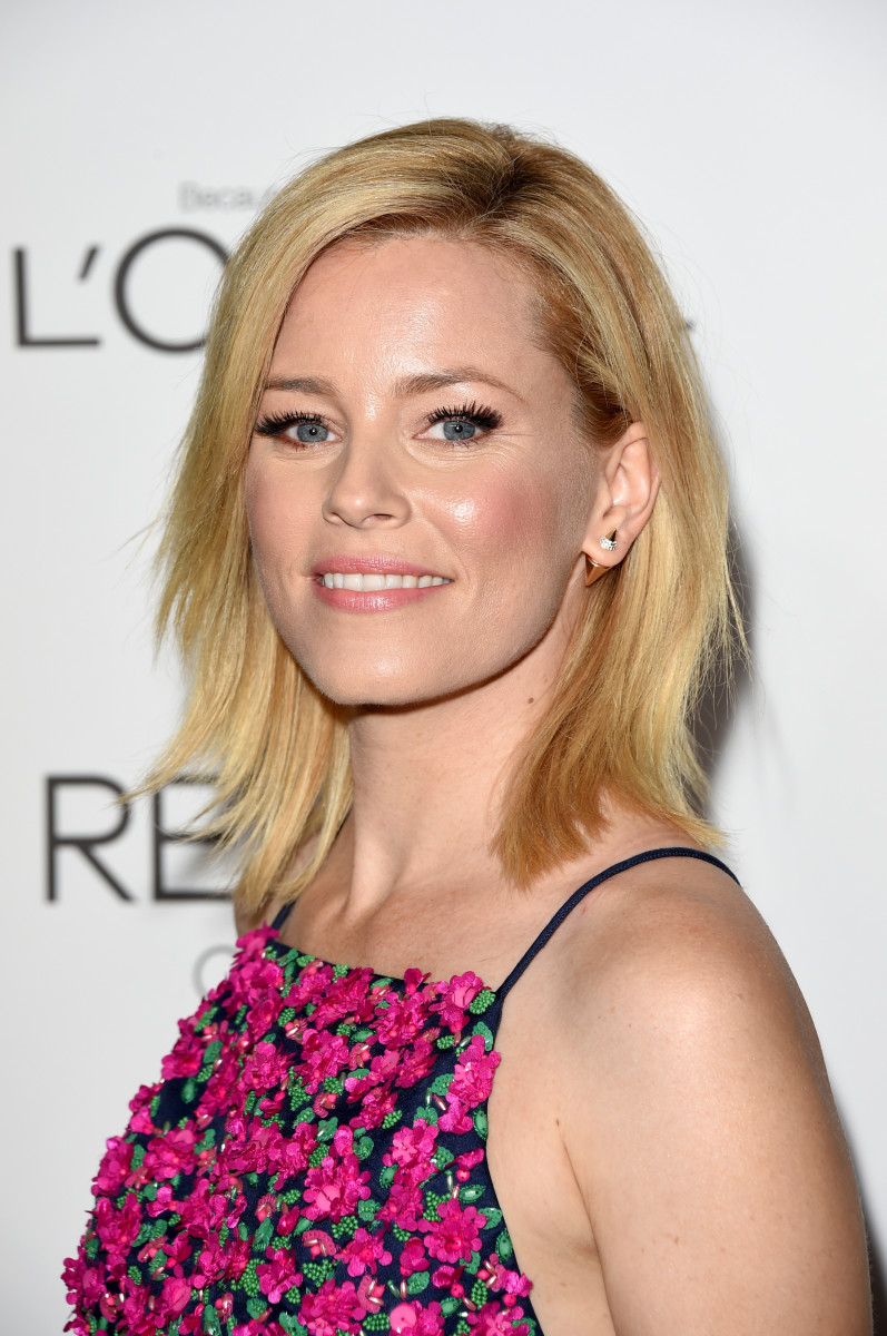 Elizabeth Banks, ELLE Women in Hollywood Awards, 2014