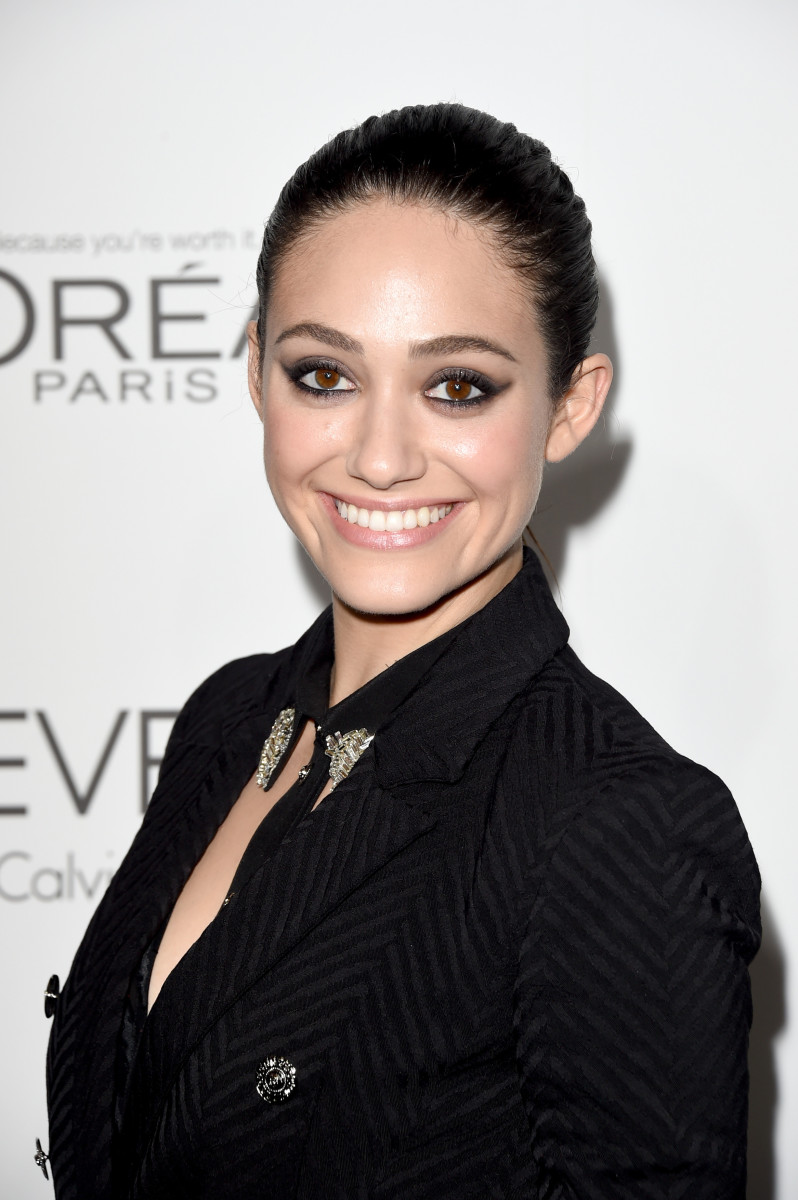 Emmy Rossum, ELLE Women in Hollywood Awards, 2014