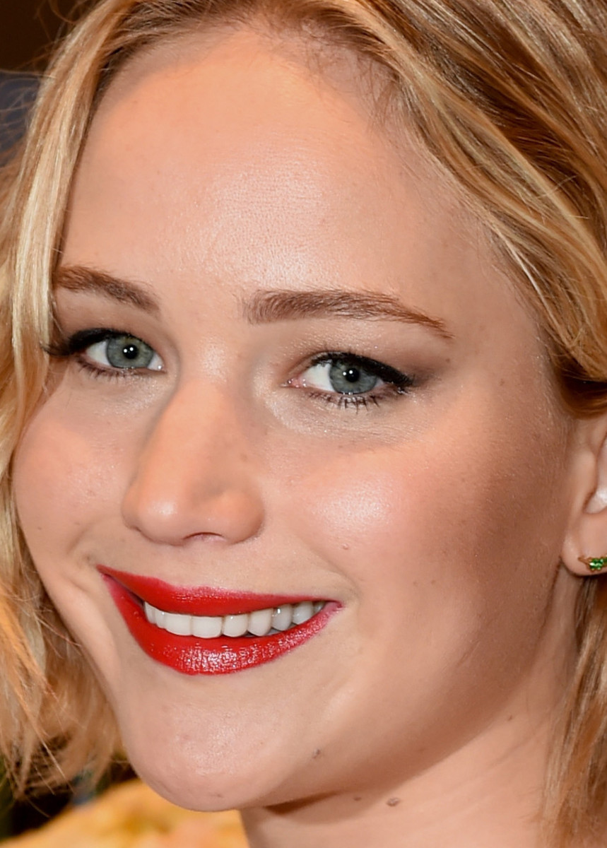 Jennifer Lawrence, ELLE Women in Hollywood Awards, 2014