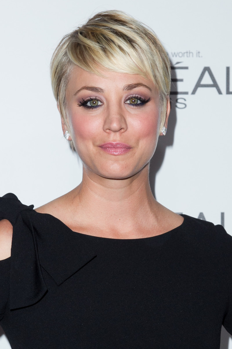 Kaley Cuoco, ELLE Women in Hollywood Awards, 2014