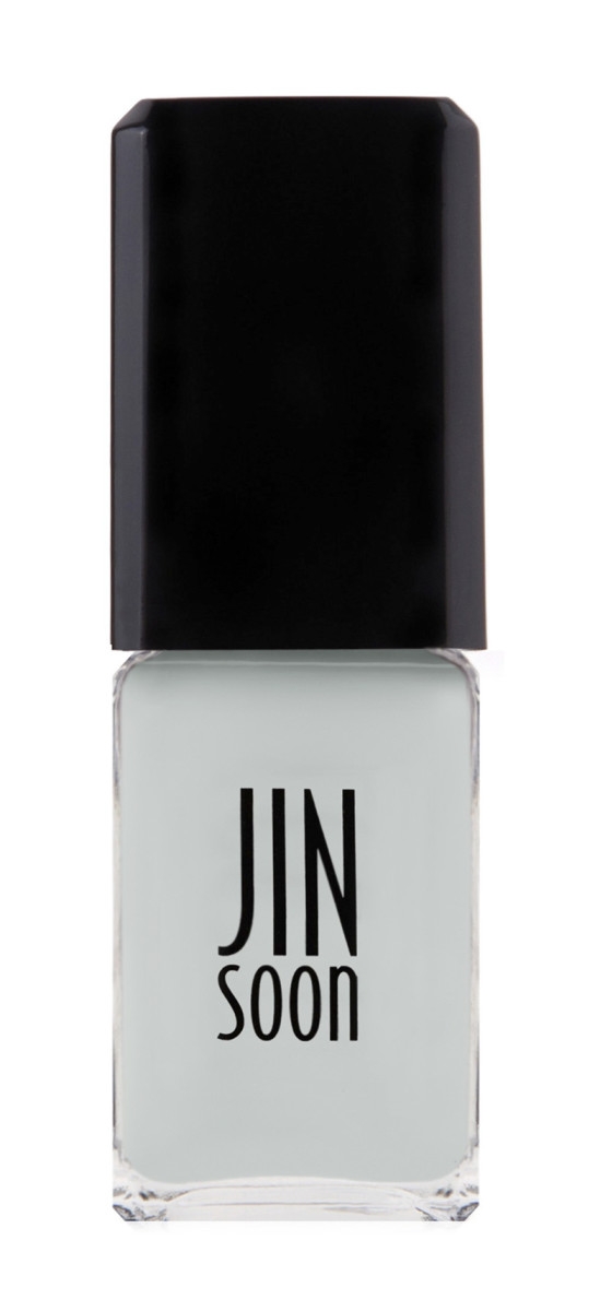 JINsoon Nail Lacquer in Kookie White
