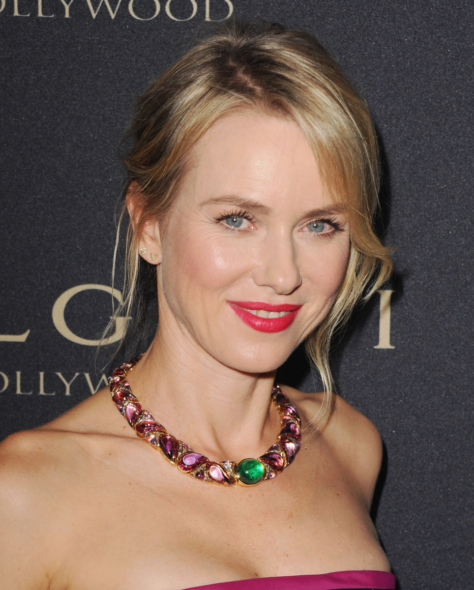 Naomi Watts, Decades of Glamour event, 2014