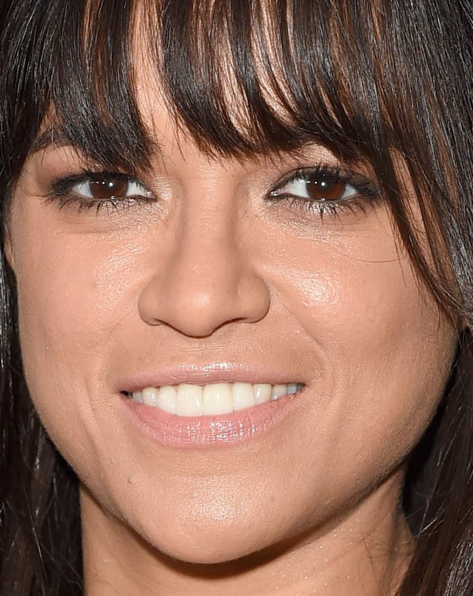 Michelle Rodriguez, amfAR Inspiration Gala, 2014