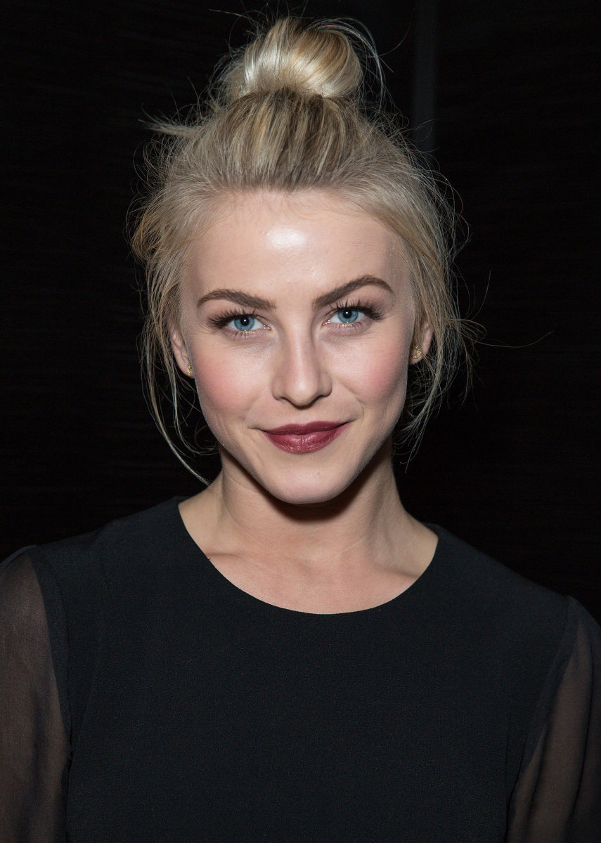Julianne Hough, Cool Earth celebration, 2013