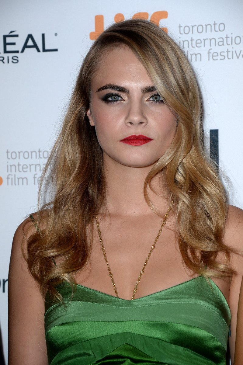 Cara Delevingne, The Face of an Angel TIFF premiere, 2014