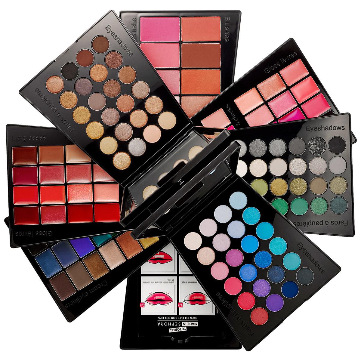 Sephora Collection Color Festival Blockbuster Palette