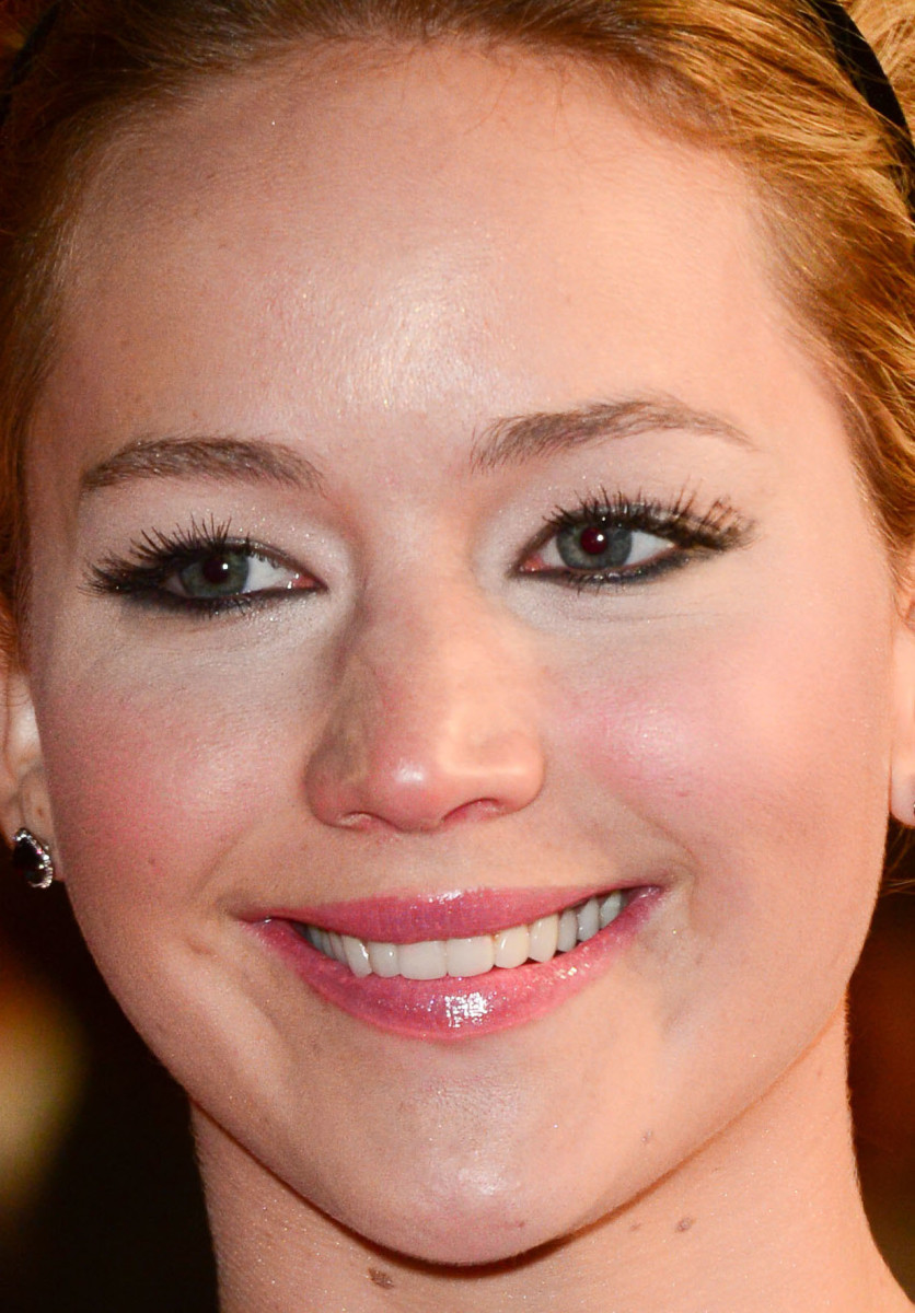 Hooded Eyes? Jennifer Lawrence Has a Must-Try Eyeliner ... Blake Lively Makeup