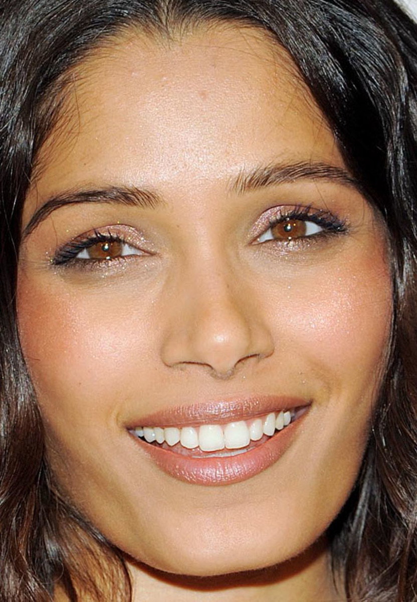 Freida Pinto, Glamour Women of the Year Awards 2014