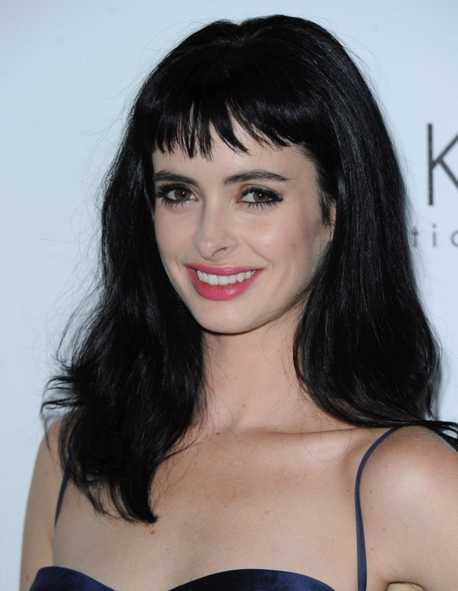 Krysten Ritter, ELLE Women in Hollywood Awards, 2012