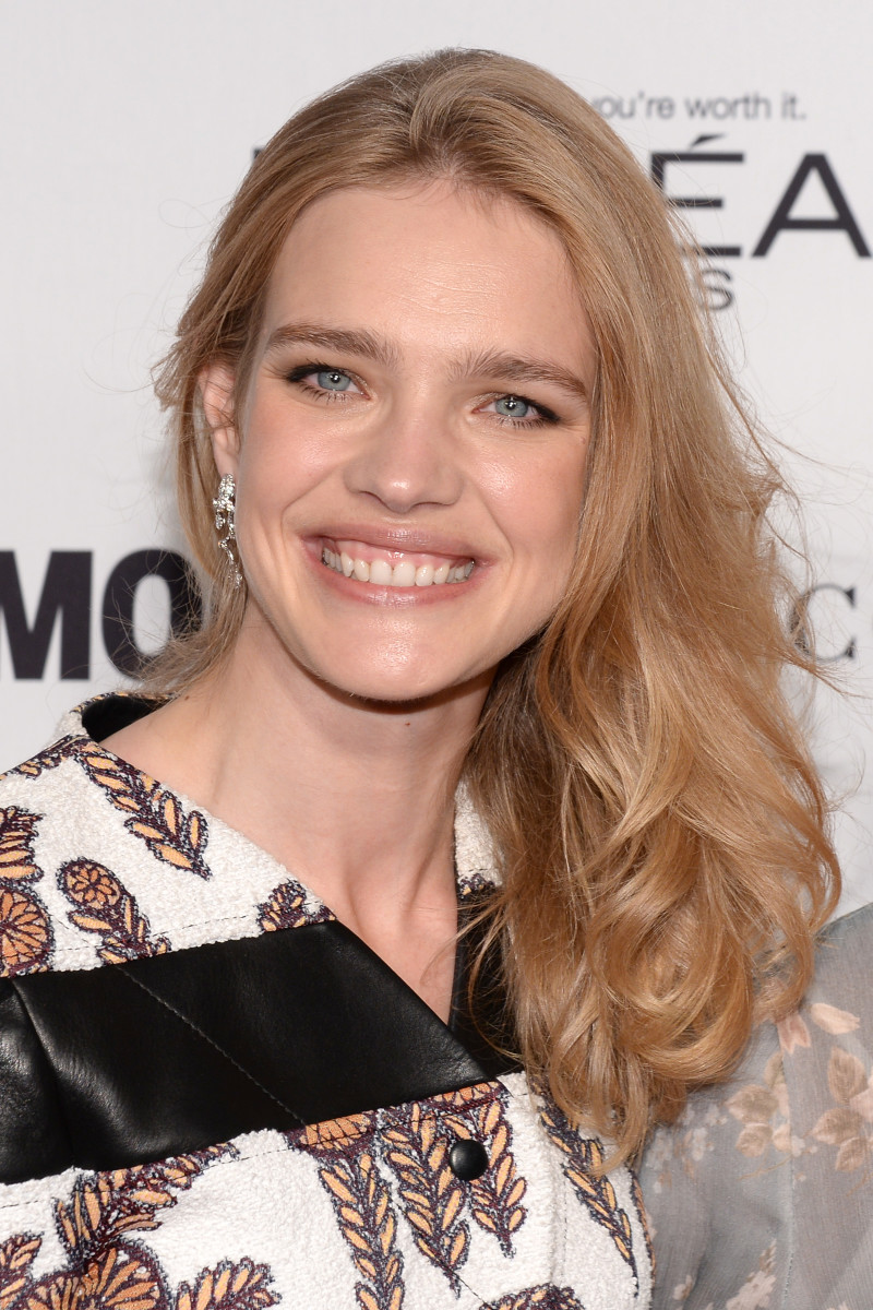 Natalia Vodianova, Glamour Women of the Year Awards 2014