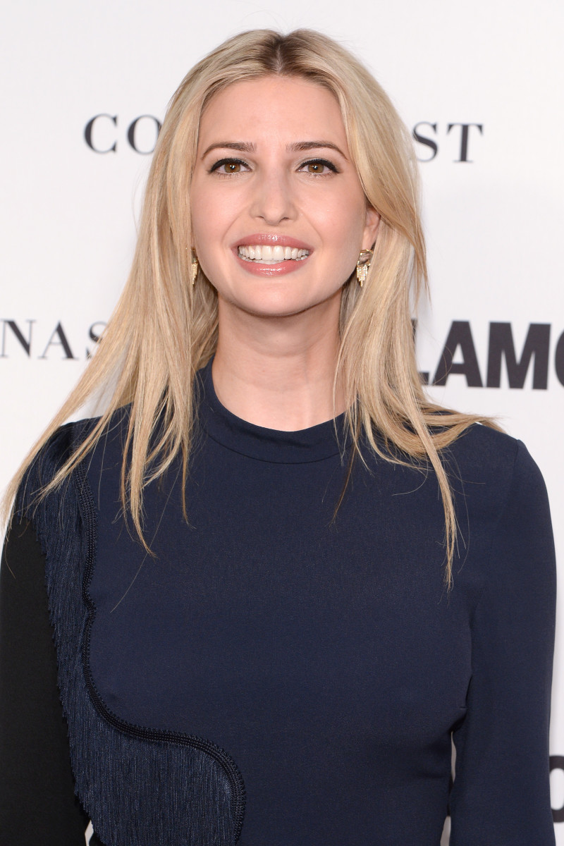 Ivanka Trump, Glamour Women of the Year Awards 2014