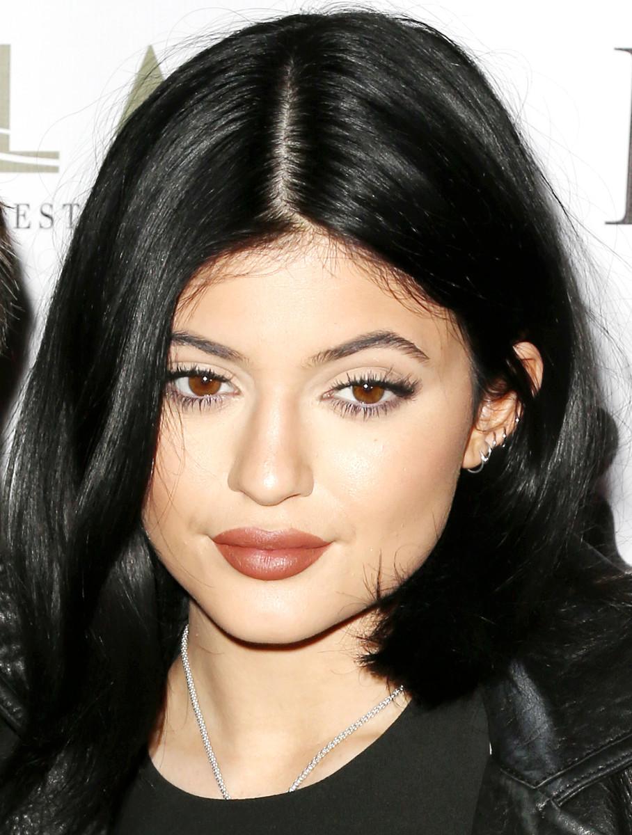 Kylie Jenner, DuJour magazine celebration, 2014