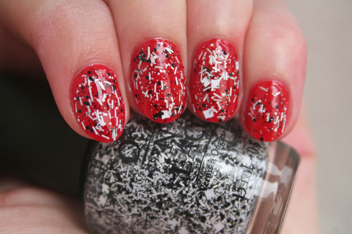 OPI Holiday 2014 - I'll Tinsel You In