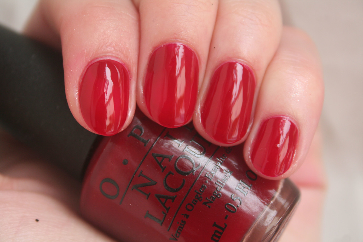 OPI Holiday 2014 - In a Holidaze