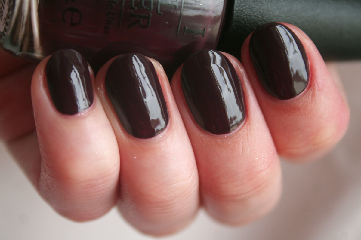 OPI Holiday 2014 - Sleigh Parking Only