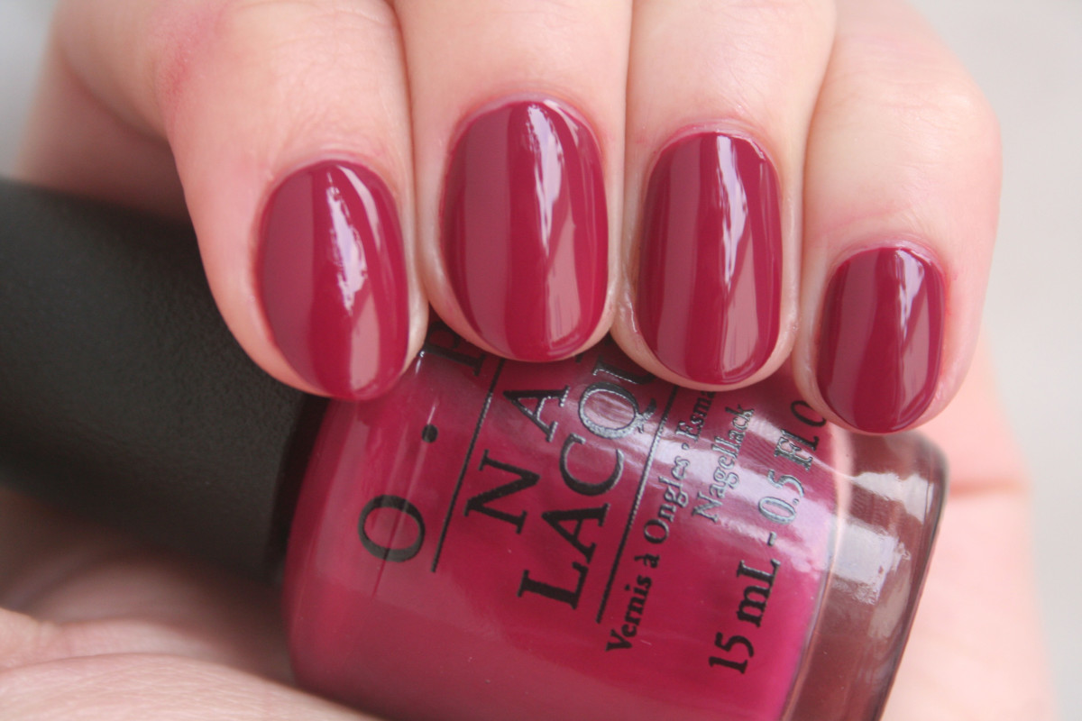 OPI Holiday 2014 - Just BeClause