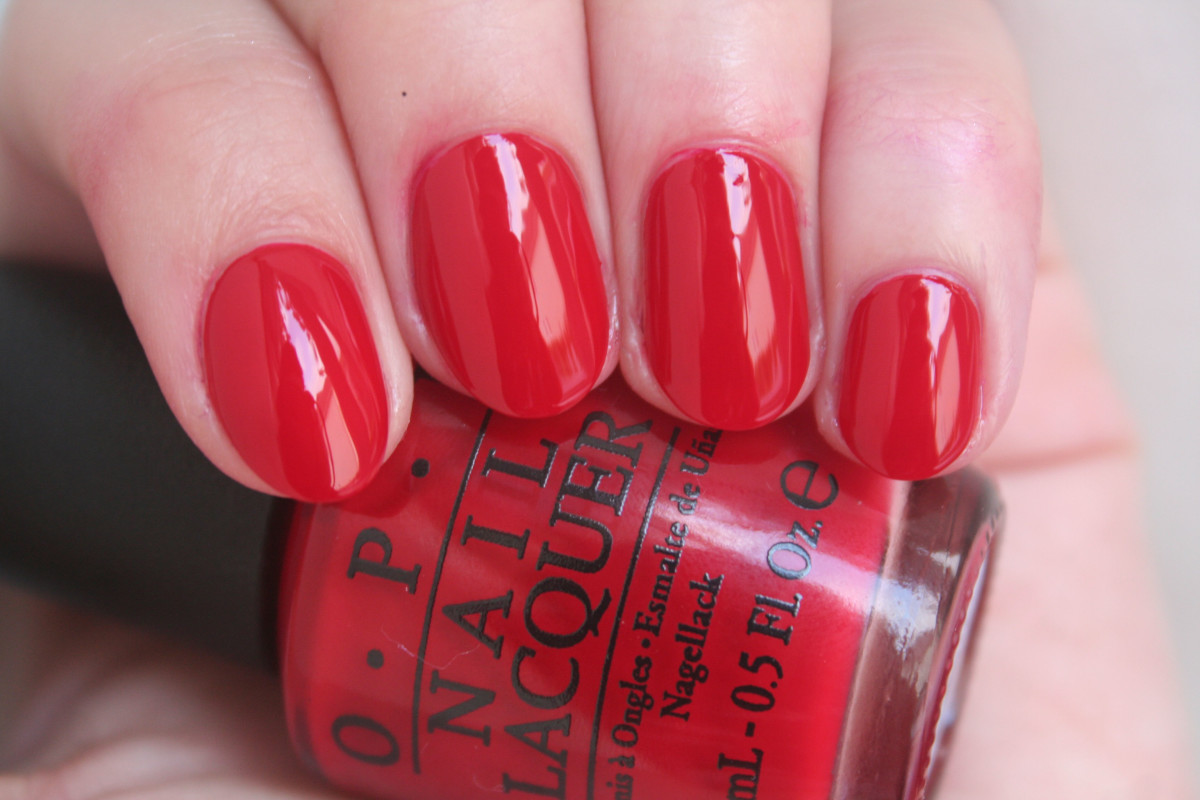 OPI Holiday 2014 - What's Your Point-settia