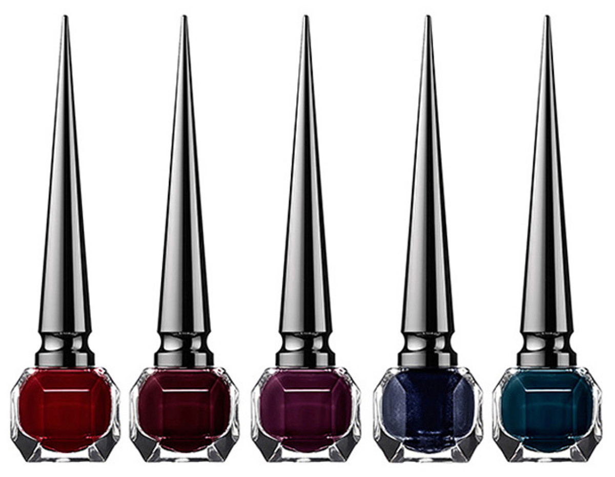 Christian Louboutin The Noirs Nail Colour