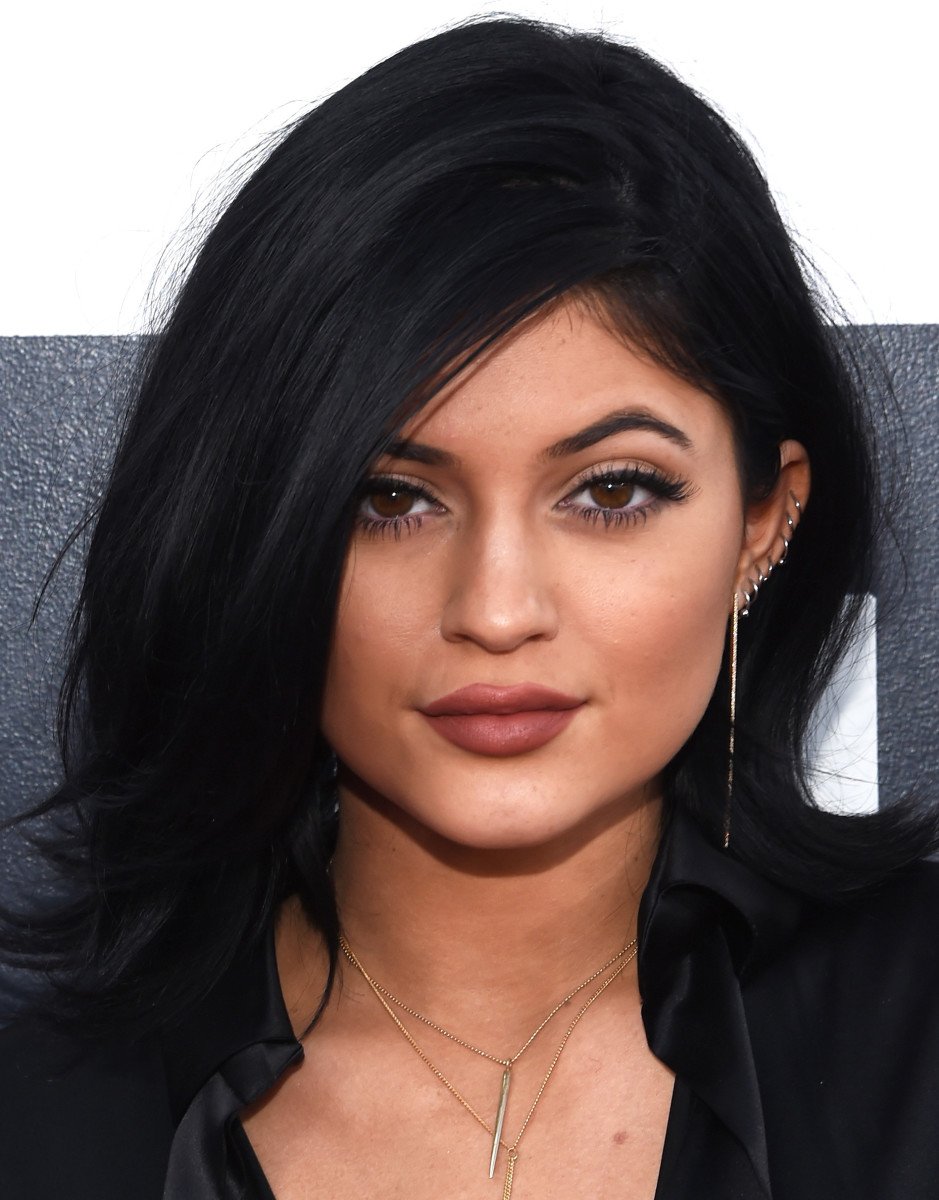 Kylie Jenner, Before And After