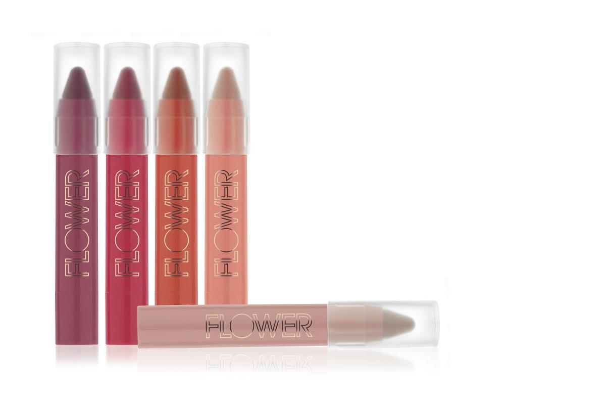Drew barrymore on the launch of flower beauty in canada beautyeditor flower lip suede velvet lip chubby izmirmasajfo Gallery