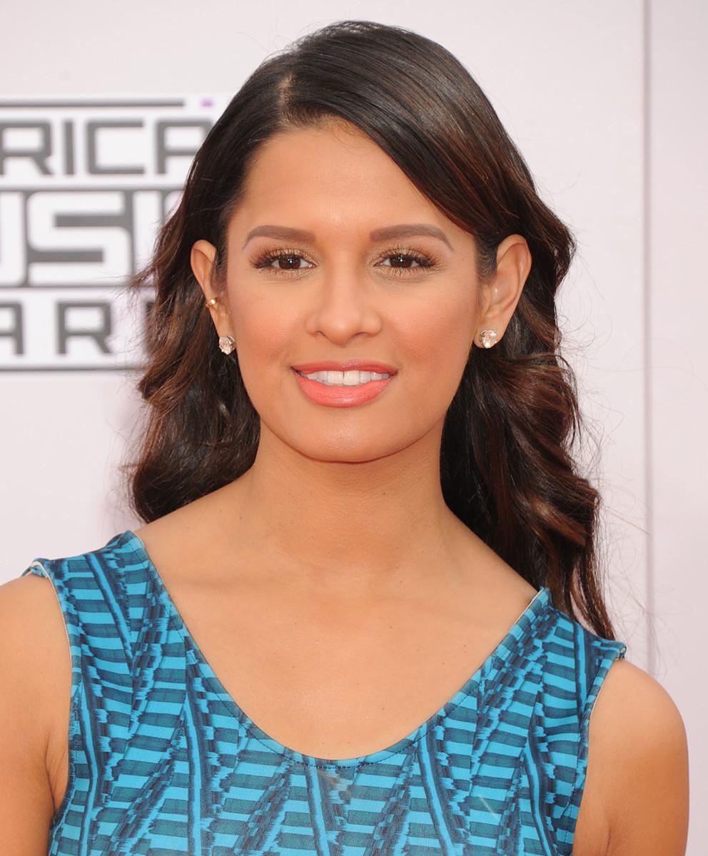 Rocsi Diaz, American Music Awards 2014
