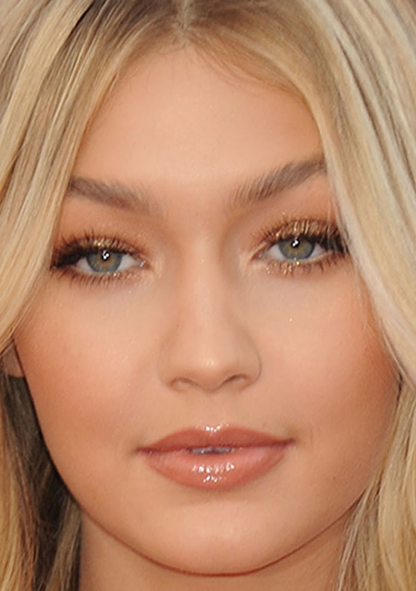Gigi Hadid, American Music Awards 2014