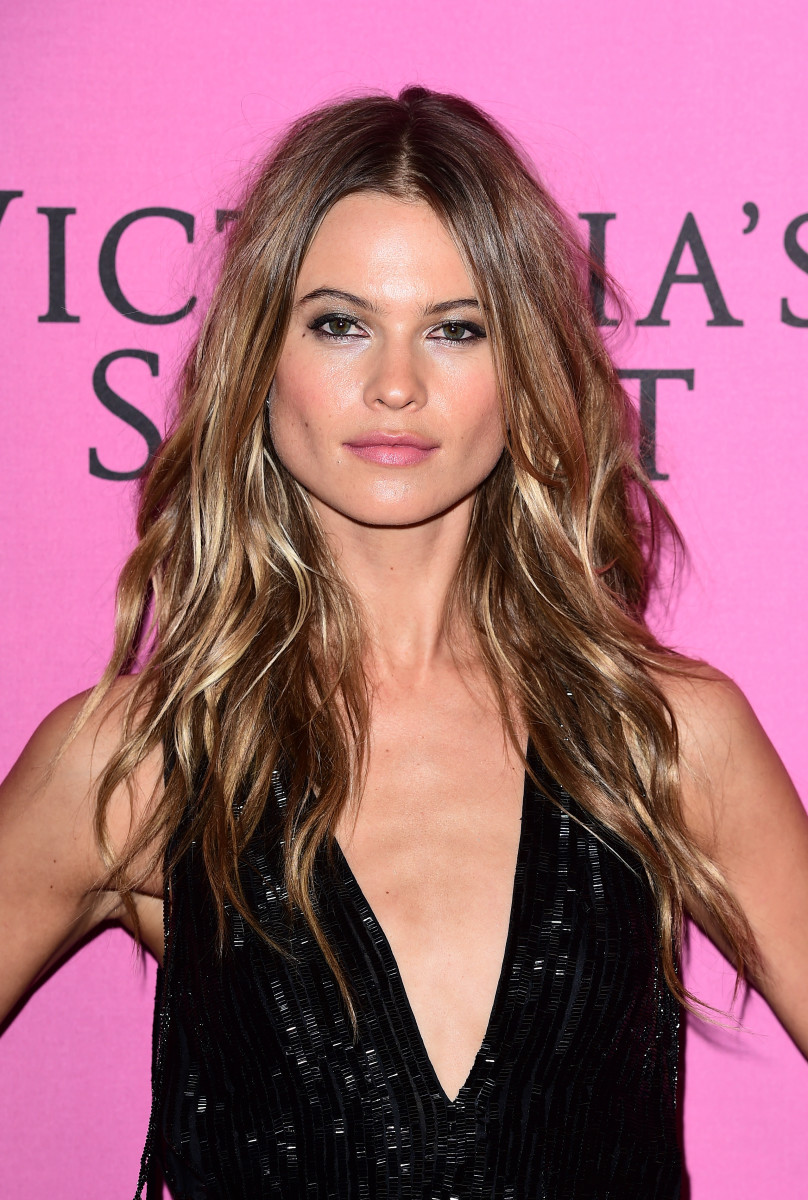 Behati Prinsloo, Victoria's Secret Fashion Show after-party, 2014