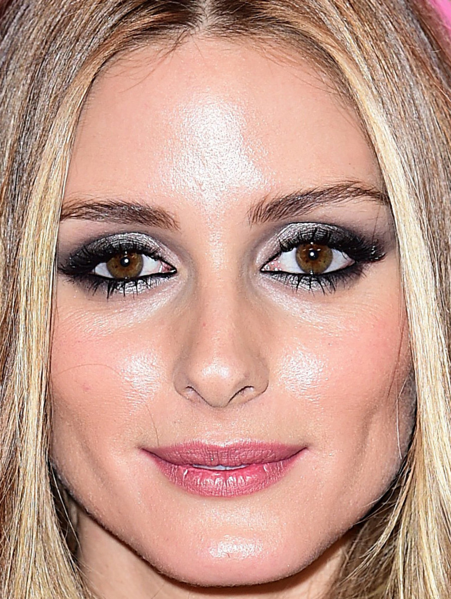 Olivia Palermo, Victoria's Secret Fashion Show after-party, 2014 (close-up)