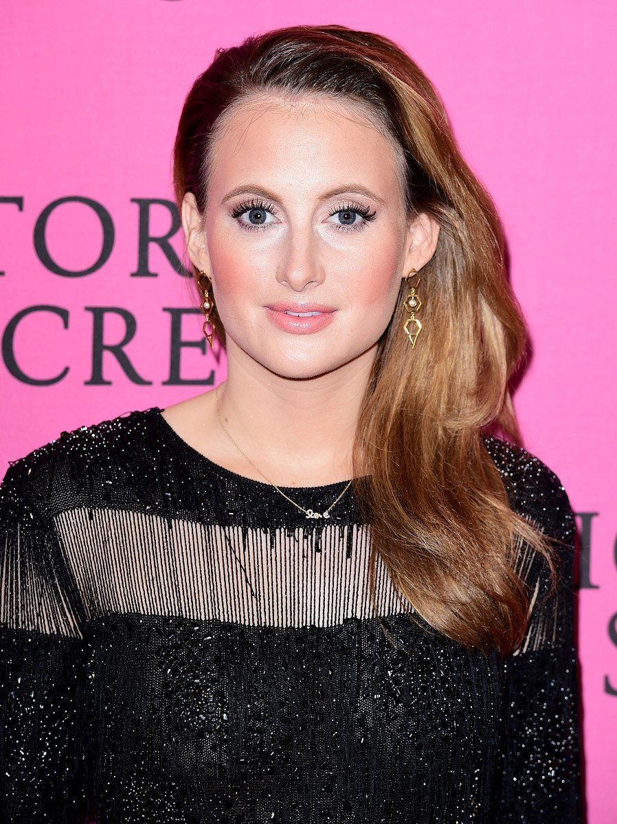 Rosie Fortescue, Victoria's Secret Fashion Show after-party, 2014
