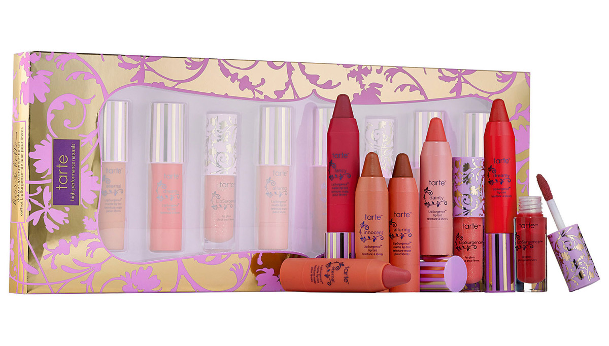 Tarte Kiss & Belle Lipsurgence Lip Set