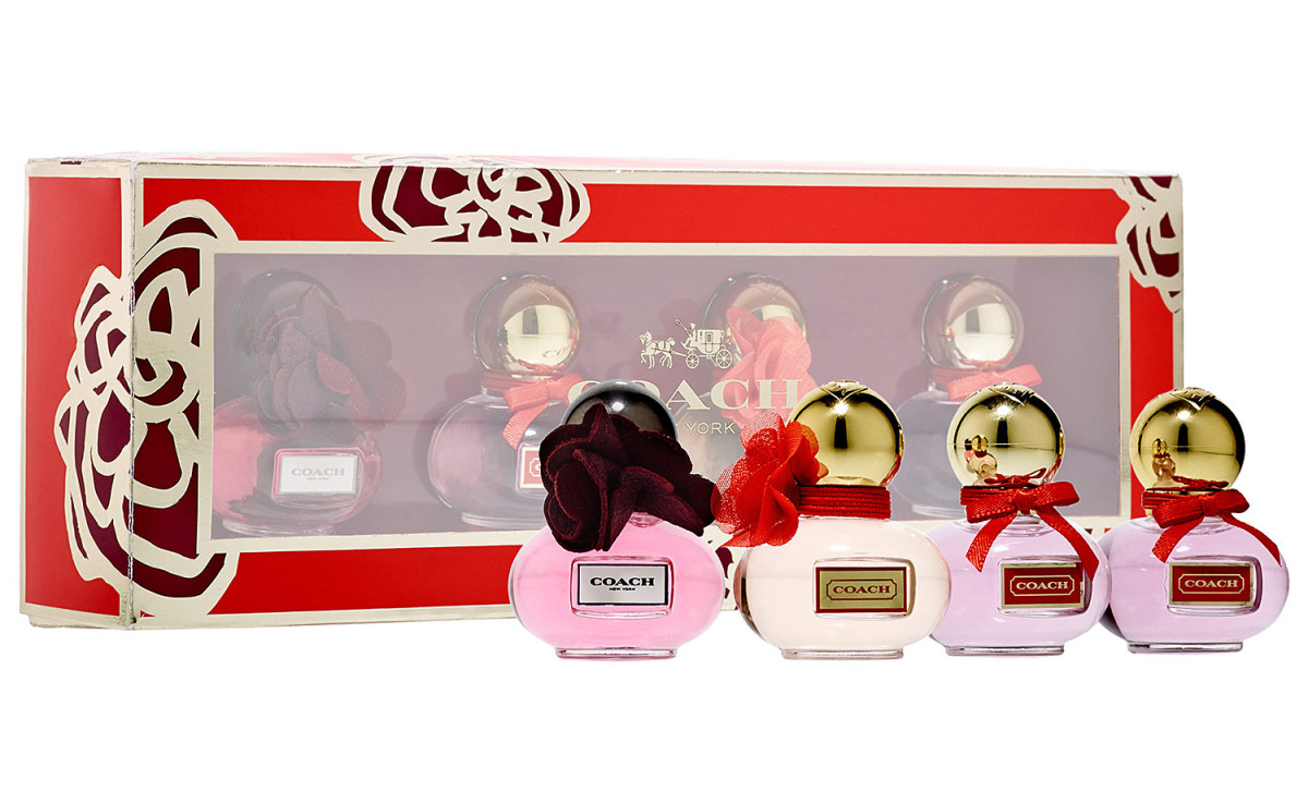 Coach Poppy Deluxe Mini Coffret