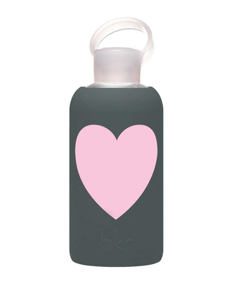 bkr Storm Heart Water Bottle