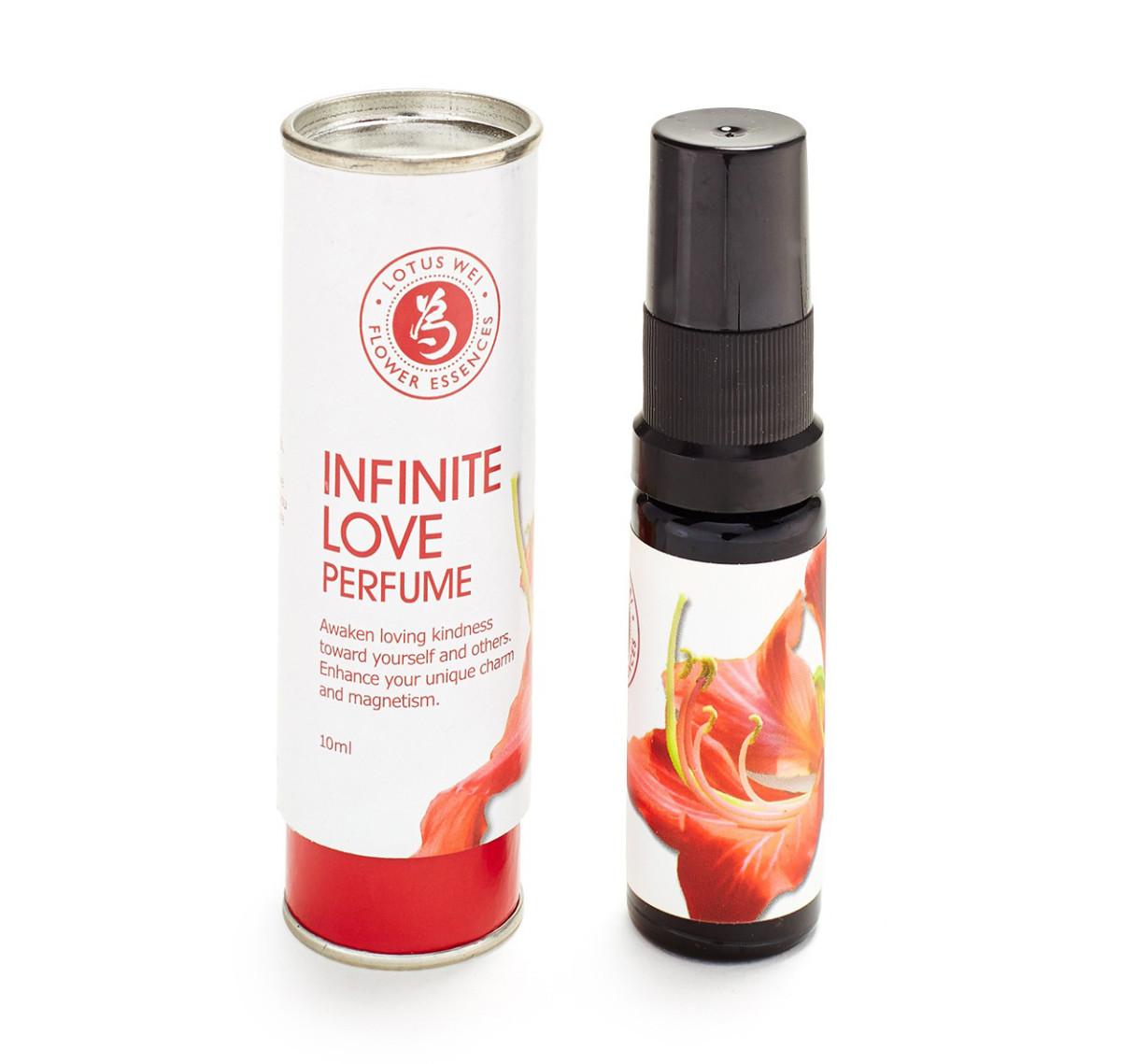 Lotus Wei Infinite Love Perfume
