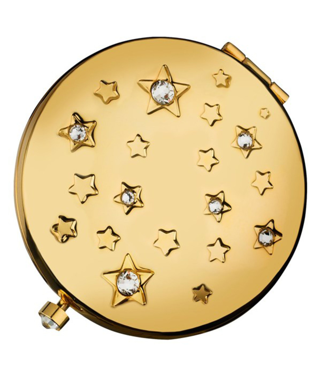 Estee Lauder Glittering Stars Pressed Powder Compact