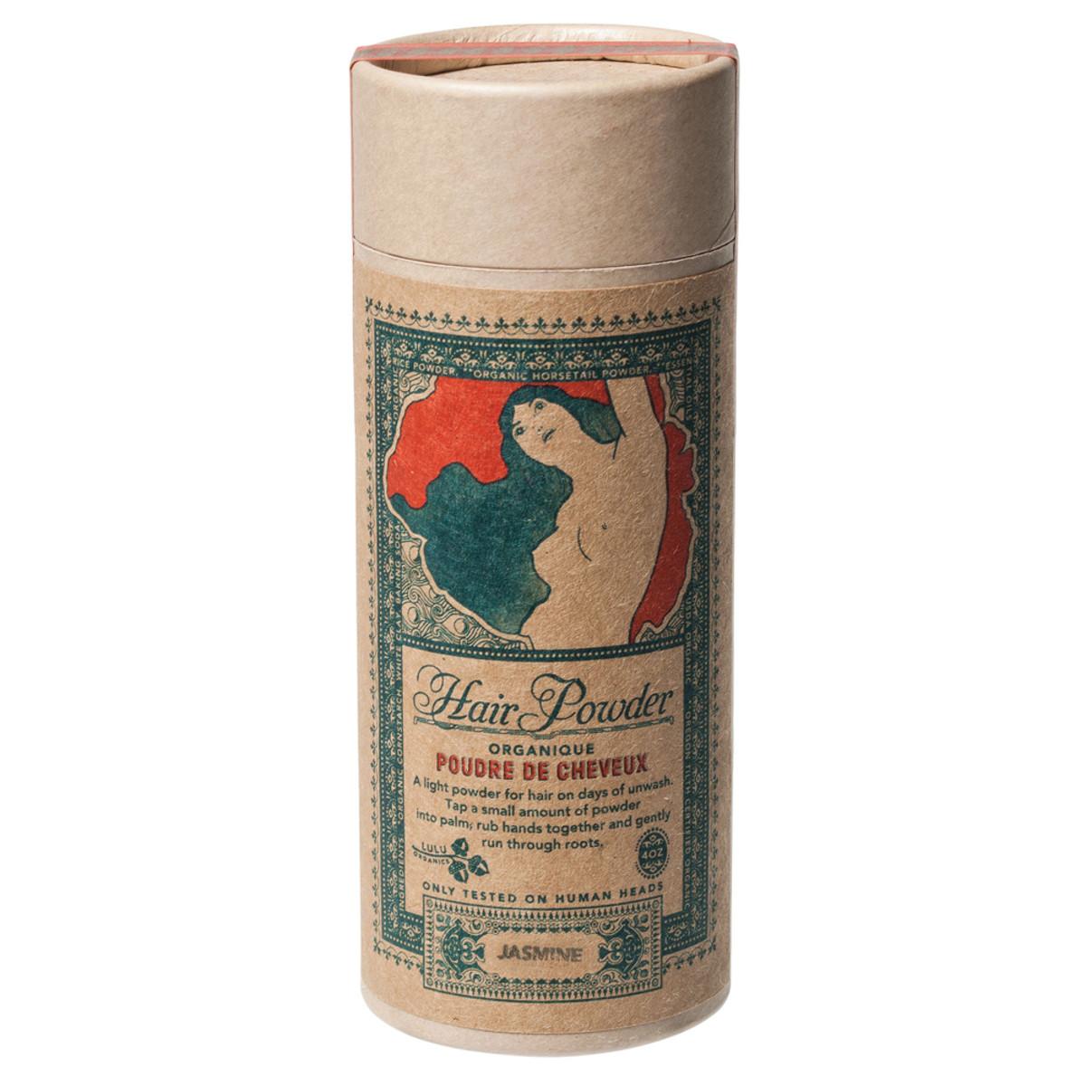 Lulu Organics Jasmine Hair Powder