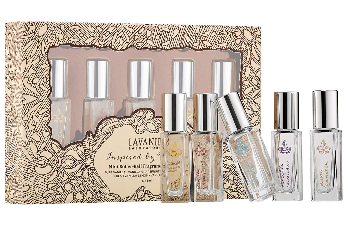 Lavanila Mini Roller-Ball Fragrance Collection